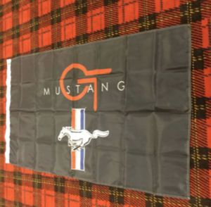Brand new Mustang GT banner flag for Sale in Celina, OH