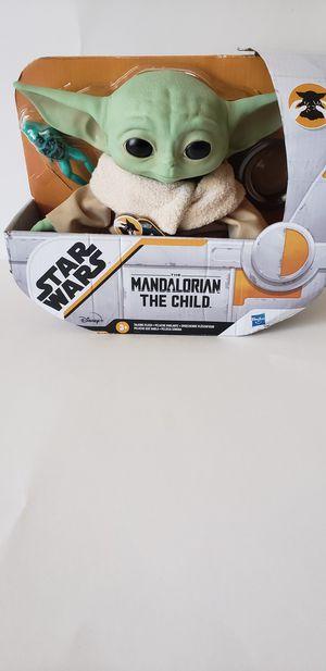 Mandalorian The Child Talking Toy NEW for Sale in Phoenix, AZ