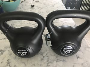 Brand new kettle bells weights $45 for Sale in Progreso Lakes, TX