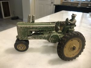 John Deere tractor with man. for Sale in League City, TX