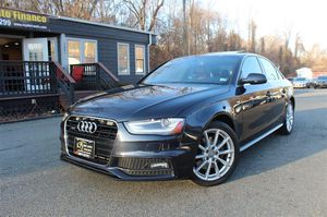 2014 AUDI A4 for Sale in Stafford Courthouse, VA