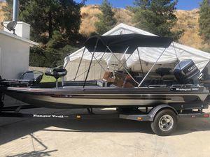 Ranger 365V Bass Boat for Sale in Santa Clarita, CA
