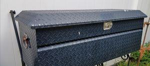 Aluminum Truckbed Tool Box for Sale in Orlando, FL