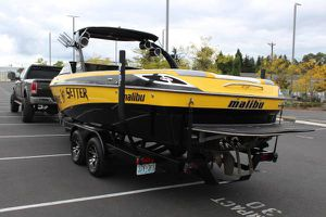 2006 Malibu wakesetter 247 LSV V Drive boat for Sale in Tacoma, WA
