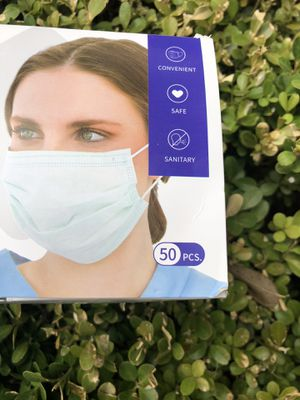brand new face mask pack 50 count! for Sale in Dallas, TX