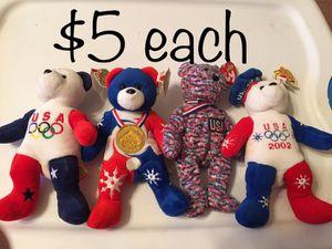 USA beanie babies for Sale in Wichita, KS