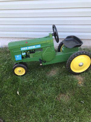 Ertl John Deere pedal tractor for Sale in Streetsboro, OH