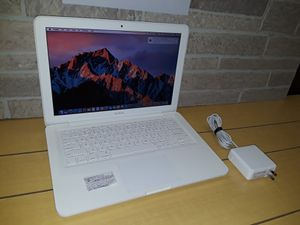 Apple Macbook Complete With Brand New Charger WI-FI, Webcam,Dvd Burner for Sale in Fort Worth, TX
