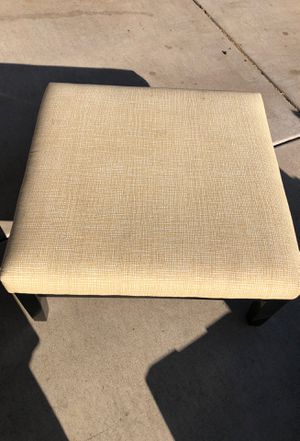 Ottoman for Sale in Chandler, AZ