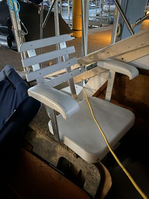 2 Captain Boat Chairs for Sale in Abilene, TX