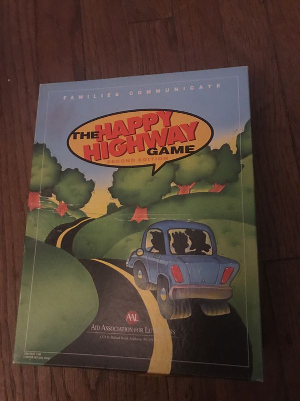 The Happy Highway Game