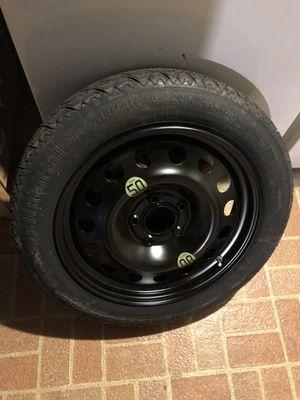 Spare Wheel/Tire, for BMW 5-series & X3 2004-2010 (E60/E61/E83) for Sale in Cambridge, MA