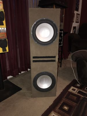 Car Speakers Infinity Brand for Sale in Tampa, FL