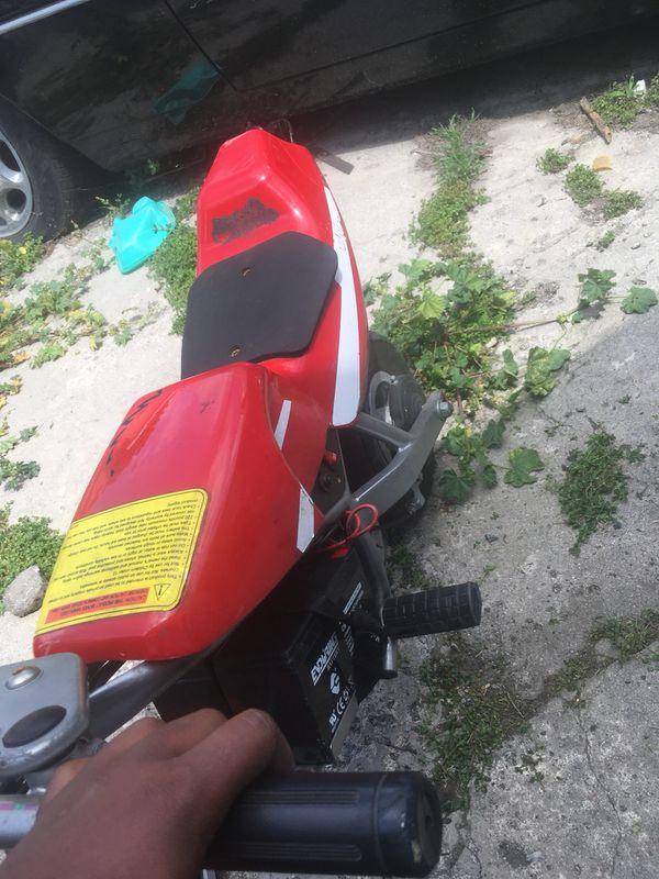 Pocket rocket pr200 razor