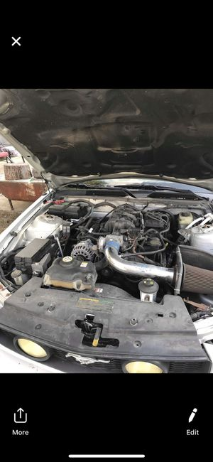 Ford Mustang 06 v6 for Sale in Buffalo, NY