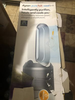 Dyson pure hot+cool link for Sale in Detroit, MI