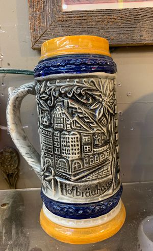 Vintage German Beer Stein for Sale in Whittier, CA