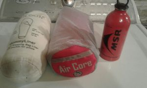 Big agnes air core msr fuel canister for Sale in Lynwood, CA