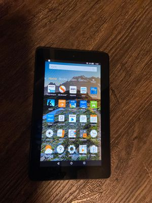 Amazon Fire Tablet 5th Generation for Sale in Kenosha, WI