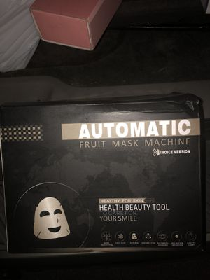 Automatic face mask machine for Sale in Nashville, TN