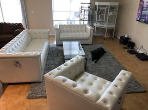 Surakarta Sofa, Armchair, and Love Seat for Sale in Port St. Lucie, FL