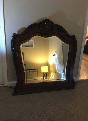 Wooden Mirror for Sale in Greensboro, NC