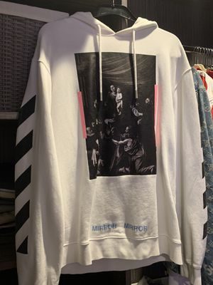 Off White Sweatshirt XL for Sale in Los Angeles, CA