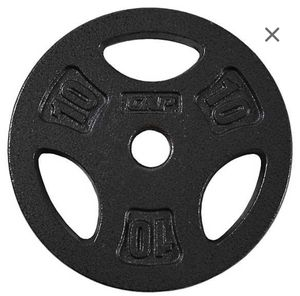 Weight plates for work out 8x10 lbs - Brand new for Sale in Austin, TX