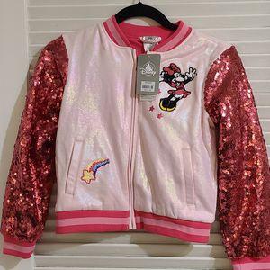 Minnie mouse Varsity Jacket for Sale in Huntington Beach, CA