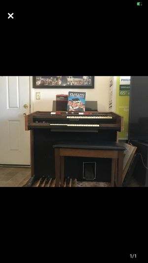 Baldwin organ for Sale in Santa Maria, CA
