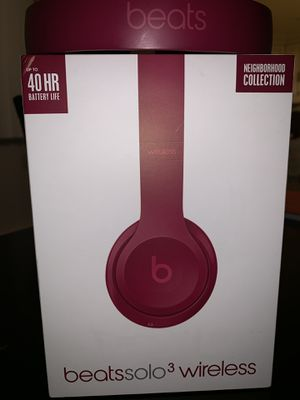 Beats Solo 3 Wireless for Sale in Willow Grove, PA