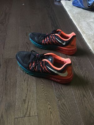 2015 Nike Air Max size10 for Sale in Gaithersburg, MD
