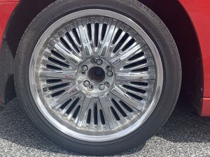 20 inch Chrome Rims with Tires for Sale in Parkville, MD