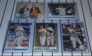 Topps New York Yankees Baseball Cards for Sale in Joliet, IL