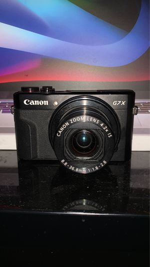 Canon G7x Mark ii for Sale in Columbus, OH