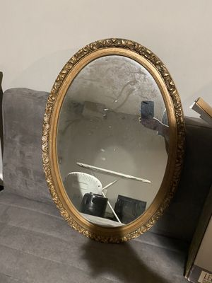 Gold mirror for Sale in Powder Springs, GA