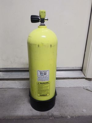 Scuba diving tank Sherwood 5000 Catalina (full tank & up to date) for Sale in Las Vegas, NV
