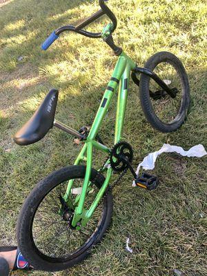 """18 """"bmx 🚲 bike accept trades for Sale in El Cajon, CA"""