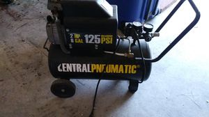 Compressor 125 psi havent used in a year for Sale in Santa Fe, TX