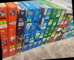 42 inch tv liquidation sale 🔥🔥🔥🤯‼️‼️ GBF L for Sale in Houston,  TX