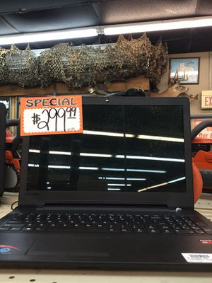 """HP Notebook 12GB """"Touchscreen"""" W/Charger for Sale in Fort Worth, TX"""
