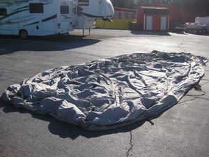 RV COVER. . . .Protect your RV, TRAVEL TRAILER OR MOTORHOME for Sale in Canton, GA
