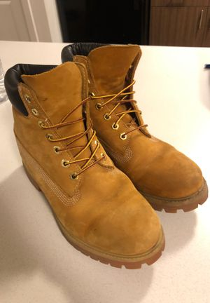 Timberland boots originals for Sale in Seattle, WA