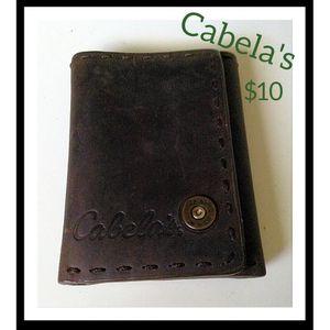 Cabela's Leather Wallet for Sale in Phoenix, AZ