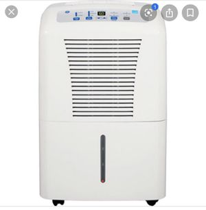 NEW ge Dehumidifier 50 pints for Sale in Clark, NJ