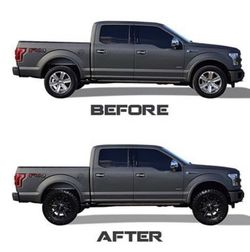 """2x1.5"""" Leveling Kit Installed And Alignment for Sale in Miami,  FL"""