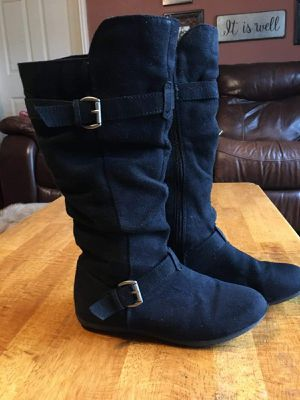 Girls boots size 2 for Sale in Fort Worth, TX