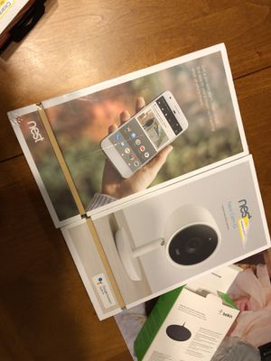 Brand New Nest Cam IQ Security Cameras for Sale in Berkeley Township, NJ