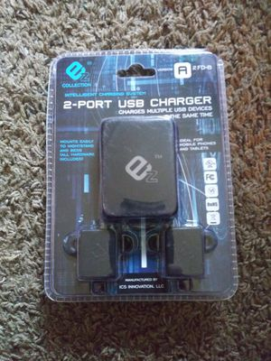 2 port mountable usb charger for Sale in Wichita, KS