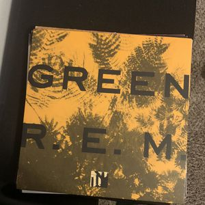 """Green by R.E.M. 12"""" Vinyl Record for Sale in Lexington, KY"""